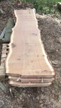 "2"" Thick Oak Boards"